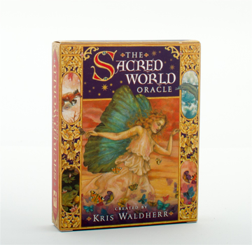 Bild på The Sacred World Oracle (44-card deck & instruction booklet)