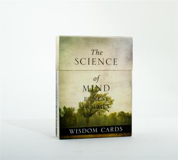 Bild på The Science of Mind Wisdom Cards