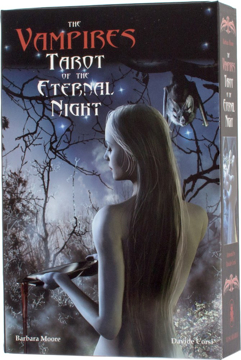 Bild på The Vampires Tarot of the Eternal Night (Set)