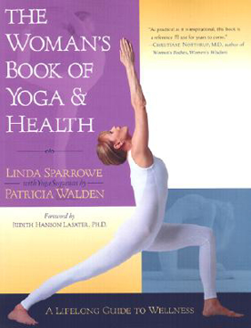 Bild på The Woman's Book of Yoga and Health