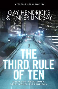 Bild på Third rule of ten - a tenzing norbu mystery
