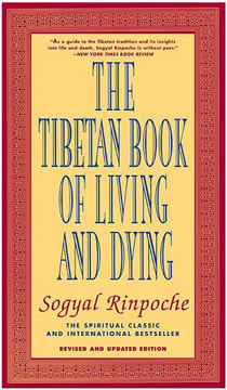 Bild på Tibetan Book Of Living And Dying: A New Spiritual Classic (F