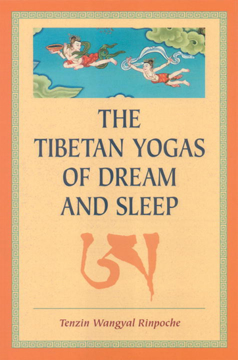 Bild på Tibetan yogas of dream and sleep