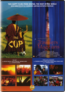 Bild på Travellers & Magicians / The Cup
