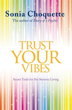 Bild på Trust your vibes - secret tools for six-sensory living