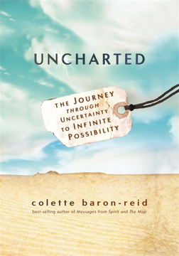 Bild på Uncharted - the journey through uncertainty to infinite possibility