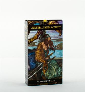 Bild på Universal Fantasy Tarot