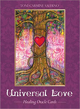 Bild på Universal Love New Edition : Healing Oracle Cards