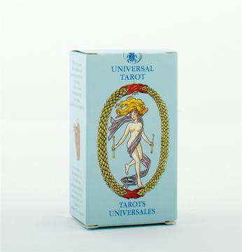 Bild på Universal tarot miniature cards