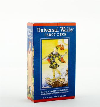 Bild på Universal Waite Tarot Deck (Conceived By Stuart Kaplan; Colo