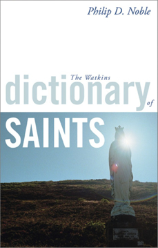 Bild på Watkins dictionary of saints