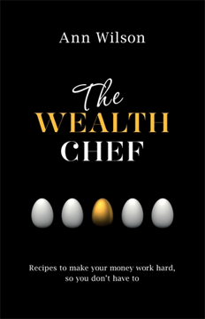Bild på Wealth chef - recipes to make your money work hard, so you dont have to