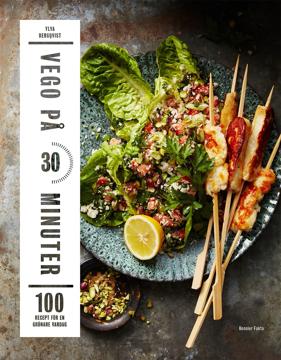 Bild på Vego på 30 minuter : 100 recept för en grönare vardag