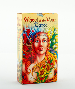 Bild på Wheel of year tarot