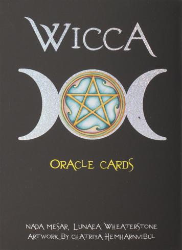 Bild på Wiccan Oracle Cards