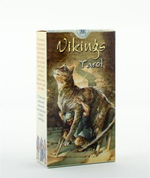 Bild på Vikings tarot