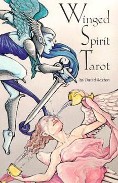 Bild på Winged Spirit Tarot: 78-Card Deck