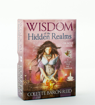 Bild på Wisdom of the hidden realms oracle cards