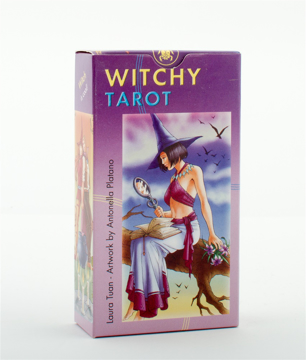 Bild på Witchy Tarot