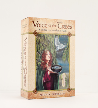 Bild på Voice of the Trees : A Celtic Divination Oracle