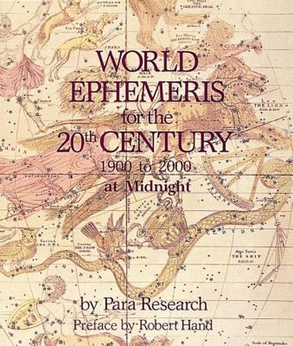 Bild på World Ephemeris For The 2Oth Century (Midnight)