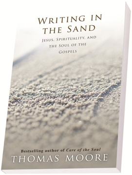Bild på Writing in the sand - jesus, spirituality and the soul of the gospels