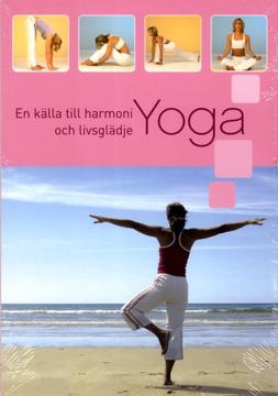 Bild på Yoga : en källa till harmoni och livsglädje