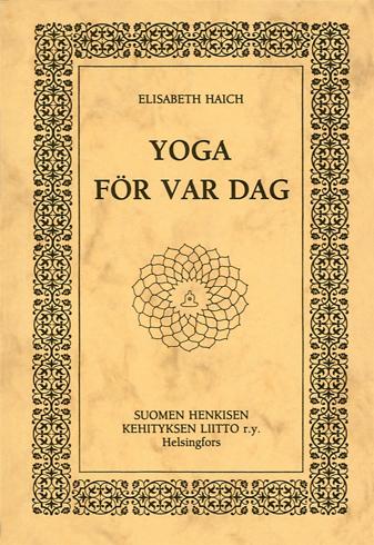 Bild på Yoga för var dag