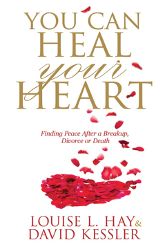 Bild på You can heal your heart - finding peace after a breakup, divorce or death
