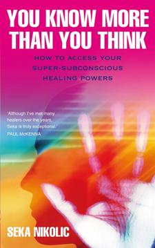 Bild på You know more than you think - how to access your super-subconscious powers