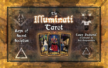 Bild på The Illuminati Tarot