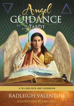 Bild på Angel Guidance Tarot Cards