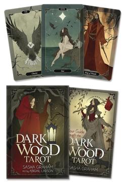Bild på Dark Wood Tarot