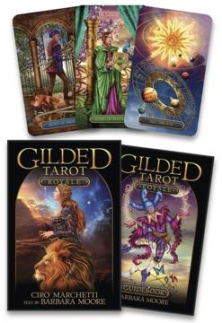 Bild på Gilded Tarot Royale