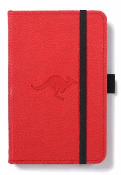 Bild på Dingbats* Wildlife A6 Pocket Red Kangaroo Notebook - Graph
