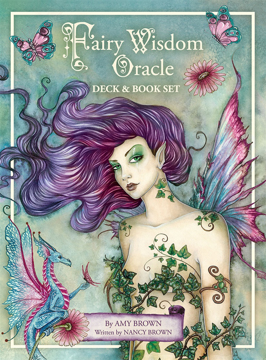 Bild på Fairy Wisdom Oracle Deck and Book Set