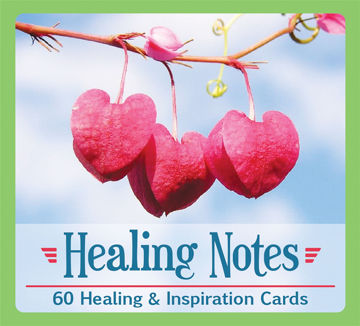 Bild på Healing Notes- 60 Healing & Inspiration Cards