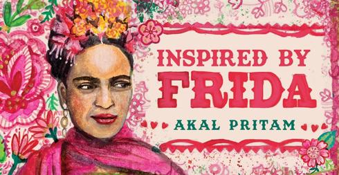 Bild på Inspired by Frida (Mini Inspiration Cards)