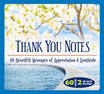 Bild på Thank You Notes- 60 Heartfelt Messages of Appreciation & Gratitude