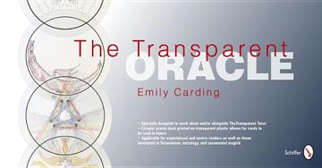Bild på Transparent Oracle (76-Card Circular Deck & Book)