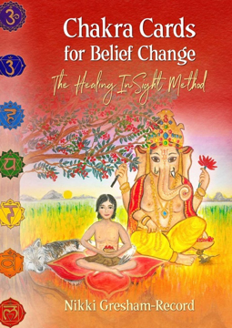 Bild på Chakra Cards For Belief Change : The Healing InSight Method