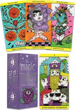 Bild på The Magic Tarot