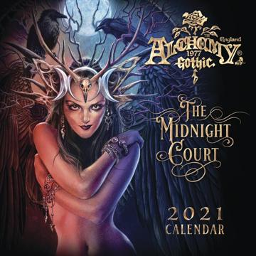 Bild på Alchemy 1977 Gothic 2021 Calendar