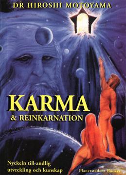 Bild på Karma & reinkarnation : nyckeln till andlig utveckling och kunskap