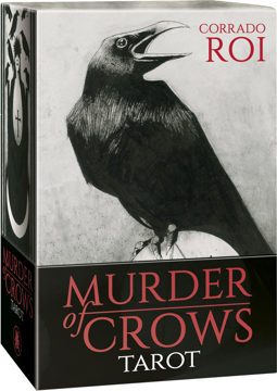 Bild på Murder of Crows Tarot (boxed)