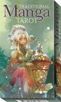 Bild på Traditional Manga Tarot
