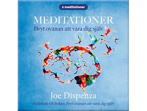 Bild på Meditationer till Bryt ovanan att vara dig själv
