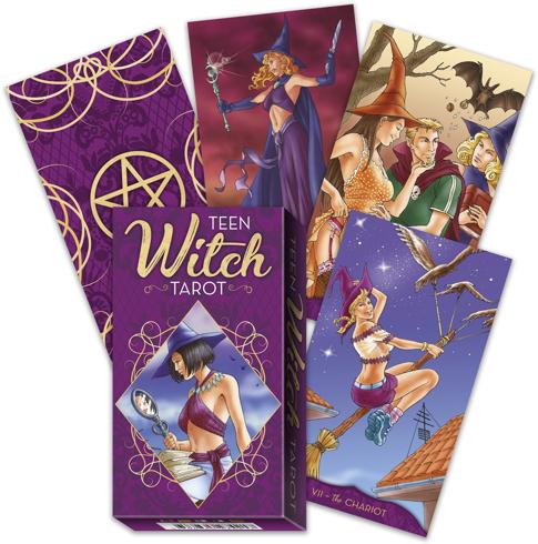 Bild på Teen Witch Tarot