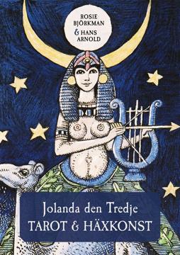Bild på Jolanda den Tredje – Tarot och Häxkonst (bok)