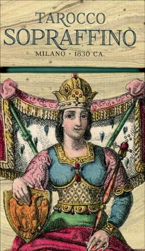 Bild på Tarocco Sopraffino Della Rocca - Anima Antiqua